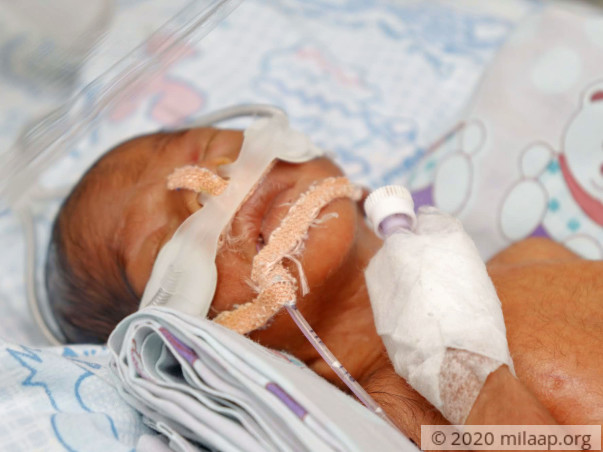 Help Kamlesh's Babies Recover From Sepsis