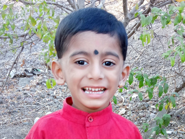 Help Atharva To Hear His Mothers Voice