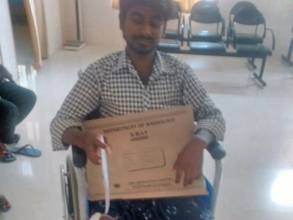 Help KunchiReddy Stand On His Own