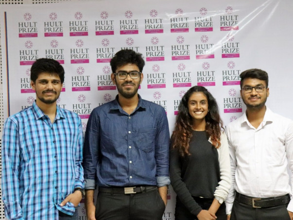 Help Team Speedofy Compete at Hult Prize Regional Finals, Kuala Lumpur