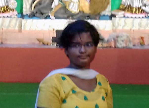Help Sanchari To Pursue Higher Studies