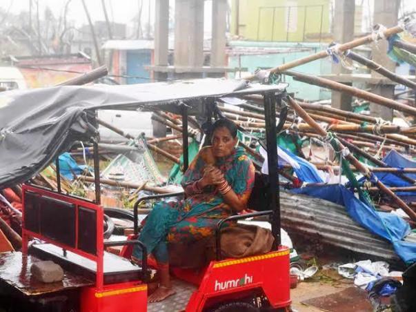 Help Odisha Recover from Cyclone Fani