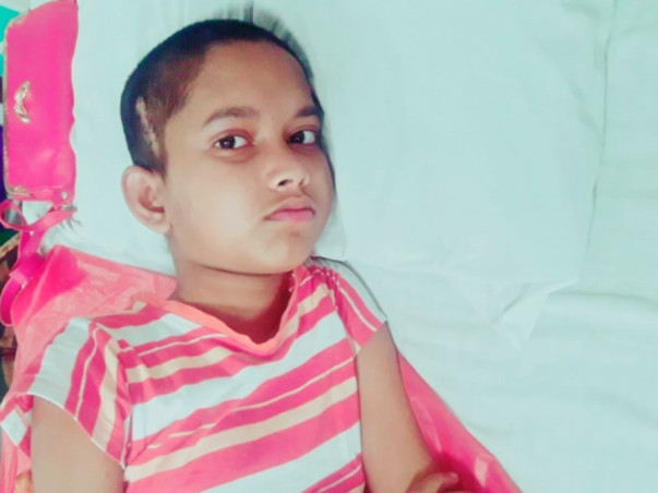Help Susmita walk again