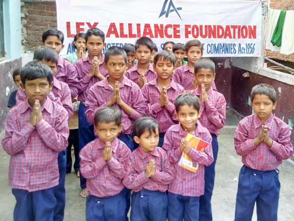 SUPPORT US TO EDUCATE UNDER PRIVILEGED CHILDREN IN DELHI/NCR
