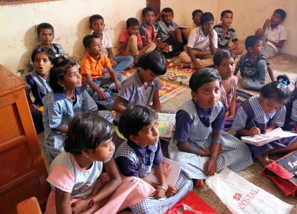 Help Us Build Low Cost Innovation Lab For Children of Rural India