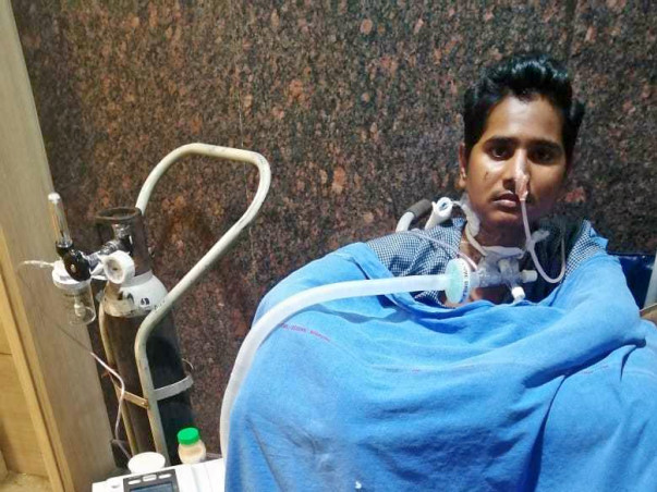 Help Ansar Ahmad Fight Out Deadly Disease