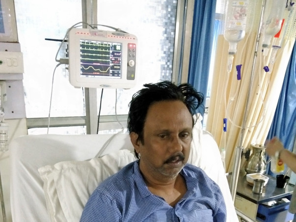 Help My Father Who Suffered From A Major Brain hemorrhage.