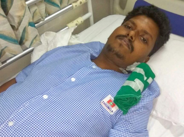 Help Mahendra Who Is Fighting Cancer And Needs Bone Marrow Transplant