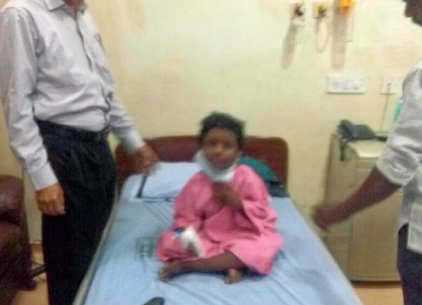 Help Little Pawan Undergo Liver Transplant