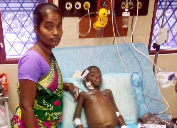 Save Danasri's Life : 8 year old girl needs urgent liver transplant