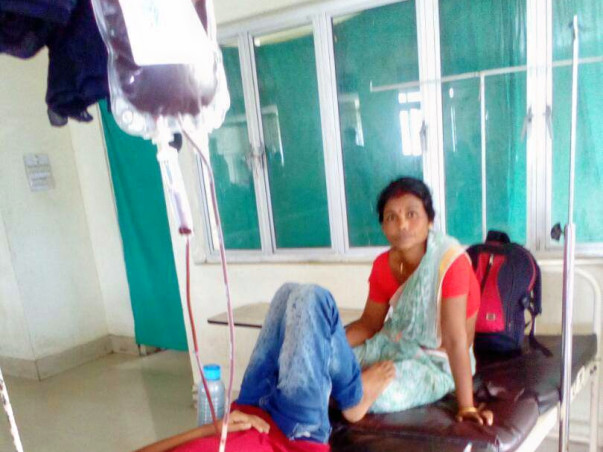 Help Chandan Das To Fight Blood Cancer