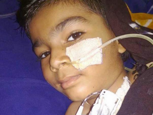 Help my friend's Son Fenil fight Neuro Disease