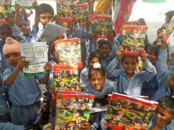 Stationery Donation for 5500 Needy Students
