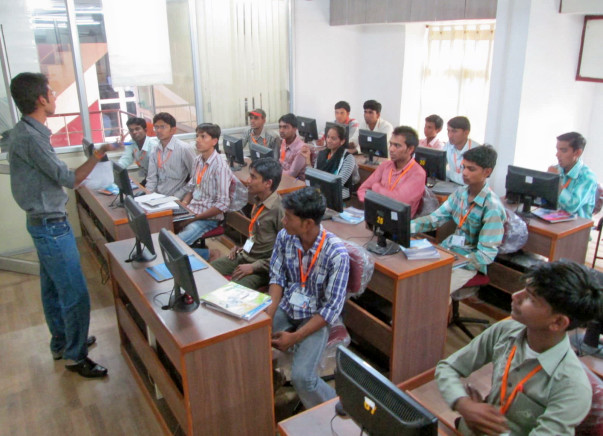 EMPOWERMENT OF TRIBAL UNEMPLOYED YOUTH