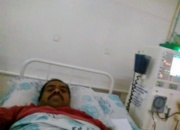Sudhi needs a kidney transplant soon -help him make a comeback