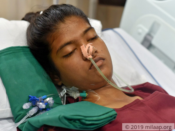 Asmita Dighe needs your help to undergo Liver Transplant