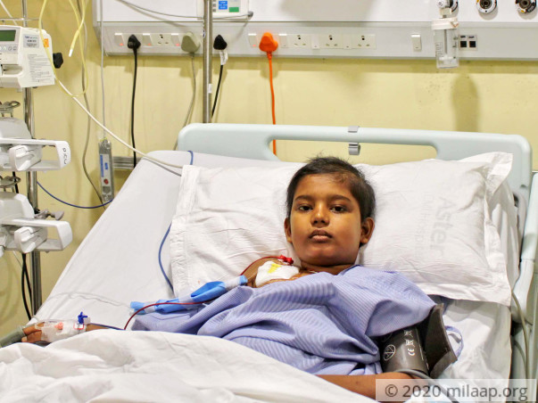 Ranjith needs your help to undergo his treatment