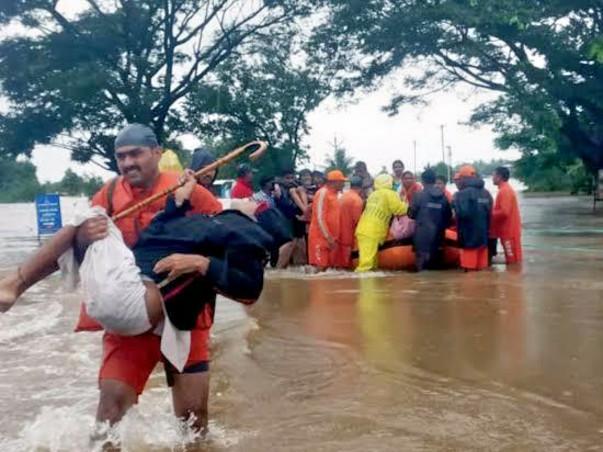 Help Kolhapur/Sangli/Karad Flood Victims