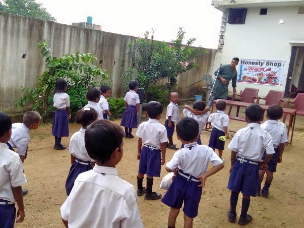 Pathshala - School for underprivileged