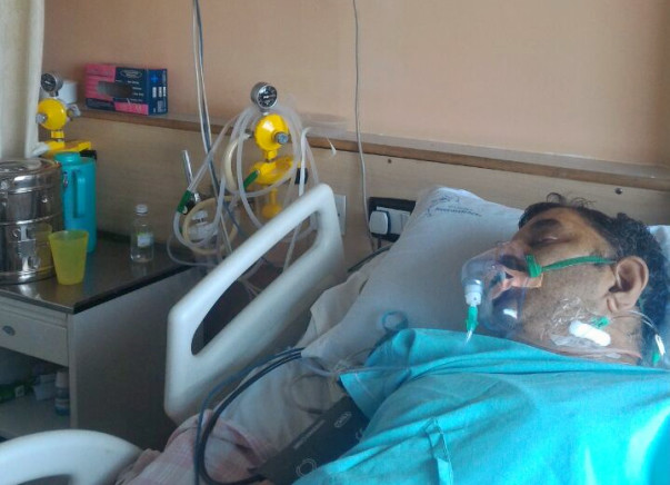Help and save in fund raising for my brothers treatment