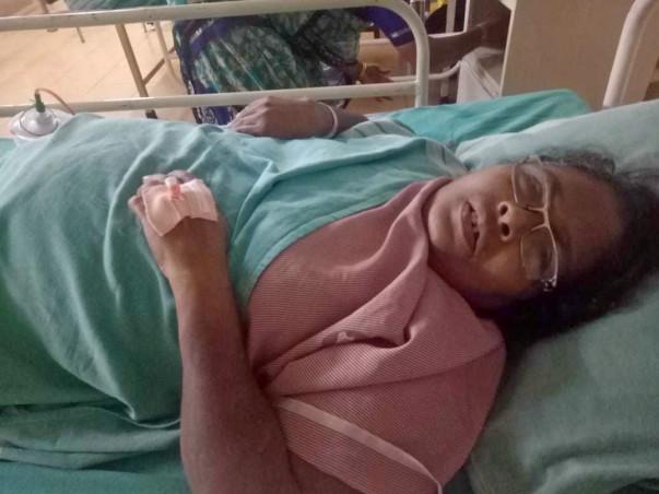 Help My Mom Juliana Noronha  Fight Breast Cancer