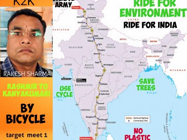 Help Rakesh Sharma