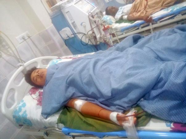 Help Bedanta Undergo A Kidney Transplant