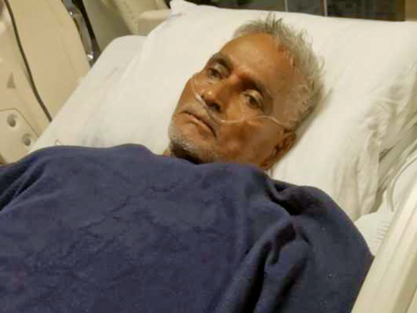 Help my friend's Father Bhola Nath Sah fighting Lukemia and currently he is in ICU. .