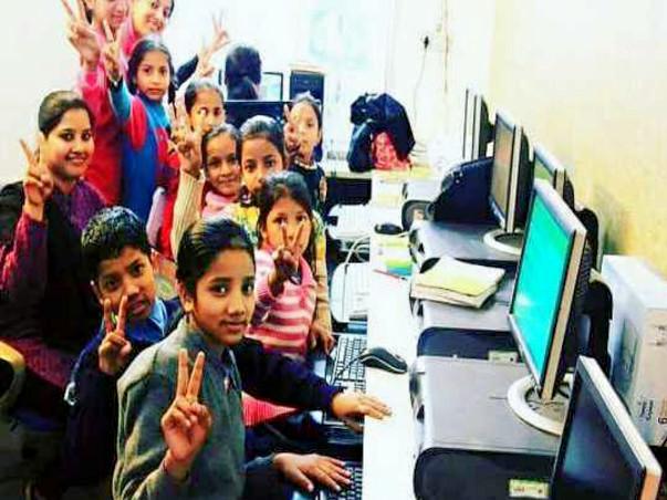 Help slum children for there education