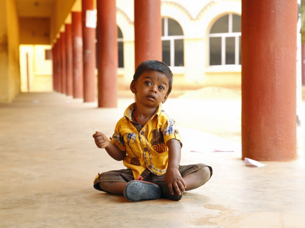 Help Little Ishan Undergo Crucial Heart Surgery