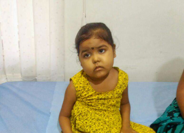 Save 4-Year-Old Hasini Win This Battle Against Cancer