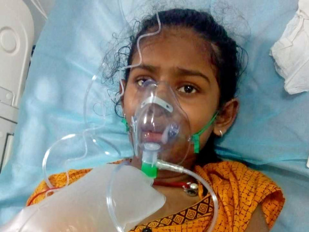 Help Gaurika fight for her life(HLH Mass Sogia Disease)