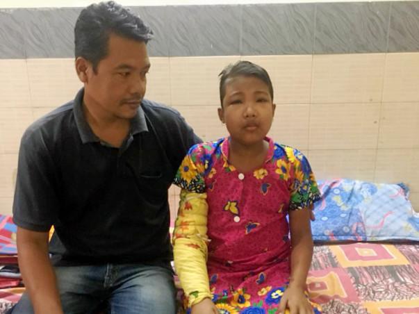 Help Keya Fight Against Lupus Nephritis