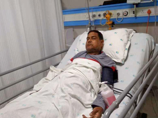 Collecting Funds for him to Undergo Kidney Transplant