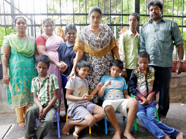 Help the school for the Disabled