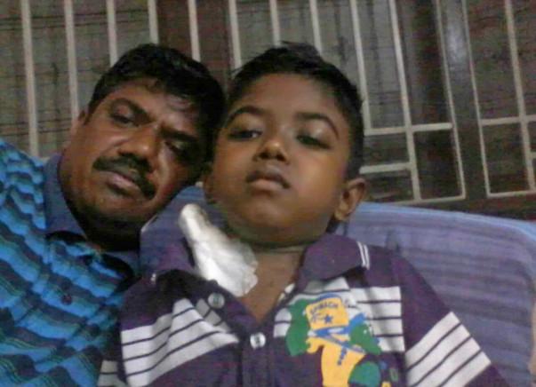 Help 7-Year-Old Gopinath Undergo Kidney Transplant