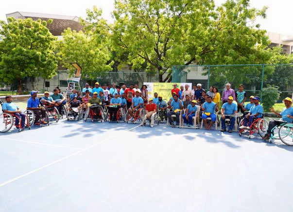 Help Raise Money for Wheelchair Coaching Camp