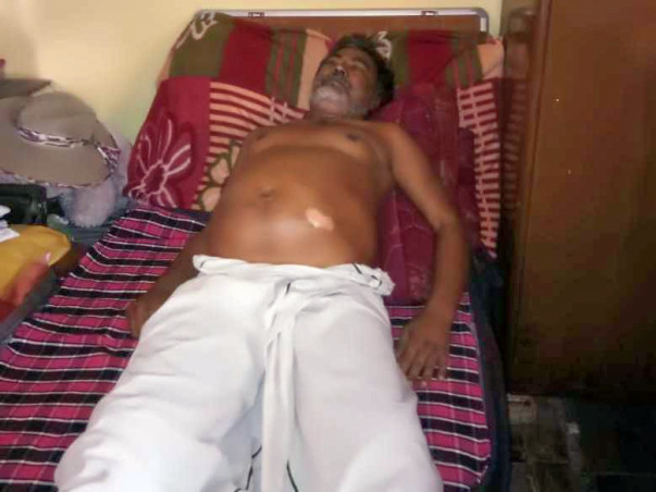 Help Vindeepu Srinivas Rao suffering from renal organ failure