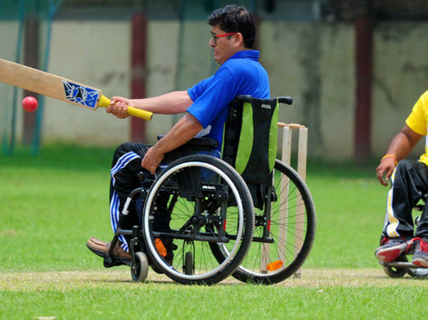 First Ever Wheelchair Cricket Tournament in Bengaluru