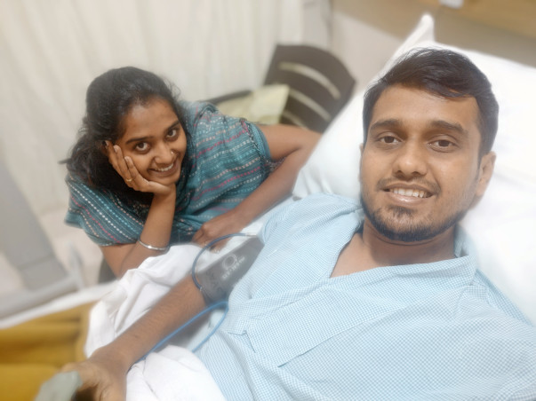 Help Sushrut Win A Fight Against Cancer