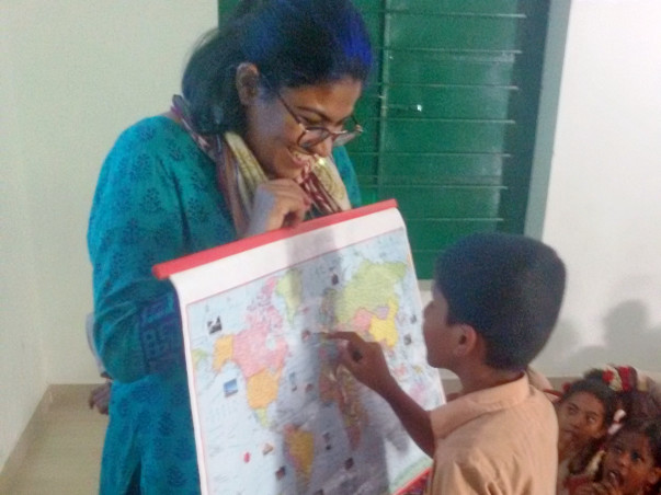 Better School For Poor Children In Pulianthope, Chennai