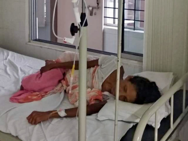 Help Archana Fight Stomach Cancer