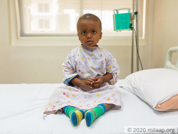 Prachaswith needs your help to undergo his treatment