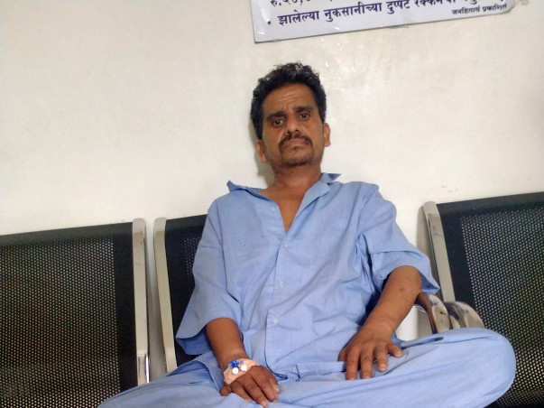 Help Devendra Fight Respiratory Failure