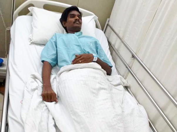 Help Dilli Babu Undergo Double Valve Replacement Surgery