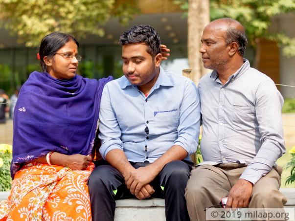 Cancer-Stricken Son Of Poor Factory Worker Needs Your Help