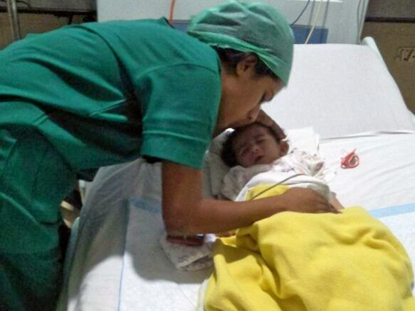 Help 4 Months Liyan Who Fights With Congenital Heart Defect