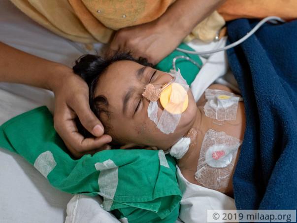 Sheza Khan needs your help!