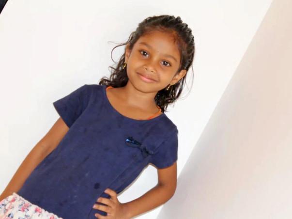 Nitiksha needs your help to undergo her treatment