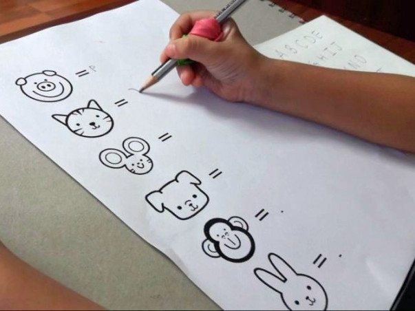 Publish A Stencil Book For Preschoolers